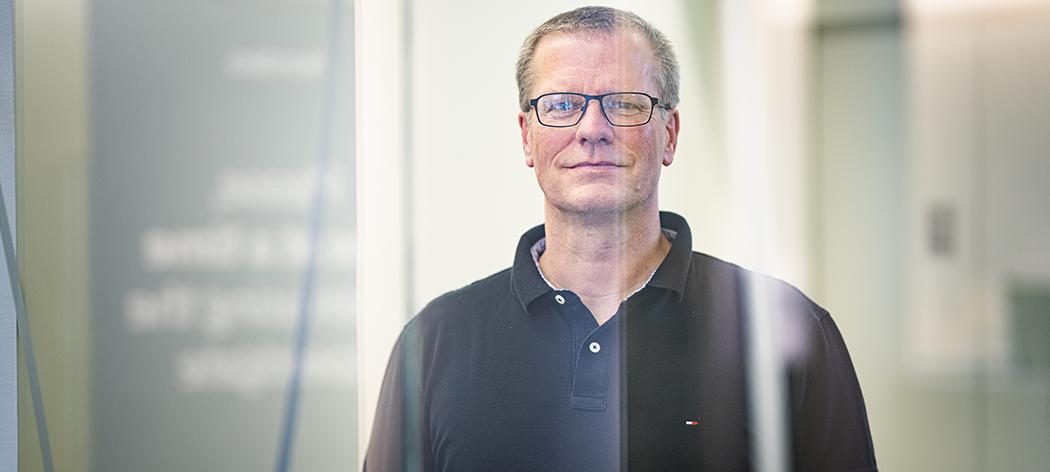 IT-konsulent Lars Hytting Christensen